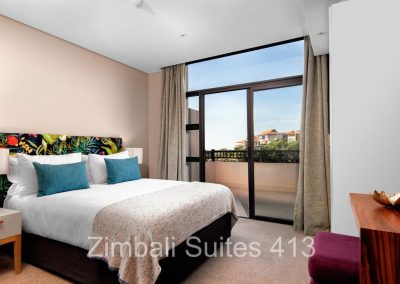 Zimbali Suite 413 holiday apartment rental