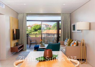 Zimbali Suite 413 vacation apartment rental close to KZN dolphin coast