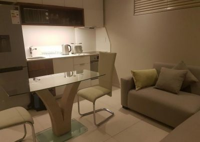 Zimbali Suite 516 one bedroom apartment rental close to Ballito