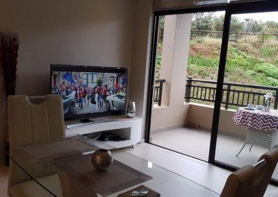 Zimbali Suite 517 one bedroom vacation apartment rental