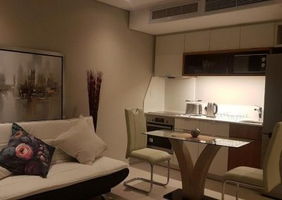 Zimbali Suite 517 one bedroom holiday apartment rental close to Ballito