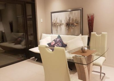 Zimbali Suite 517 two person vacation apartment rental