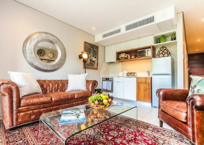 Zimbali Suite 521 holiday apartment rental