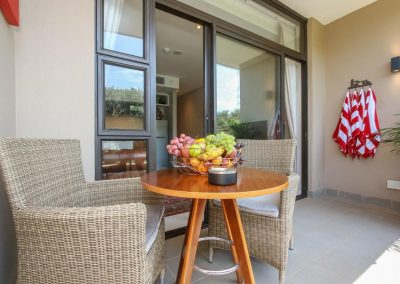 Zimbali Suite 521 two person vacation apartment rental
