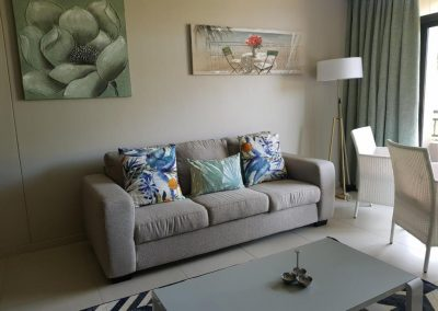 Zimbali Suite 524 two bedroom holiday apartment rental close to ballito