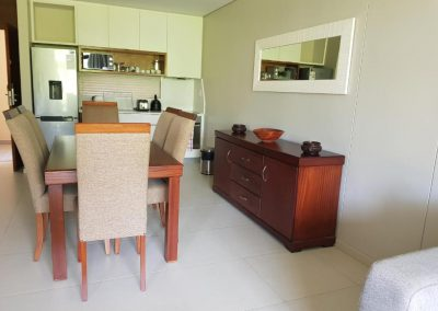 Zimbali Suite 524 four person holiday apartment rental close to ballito