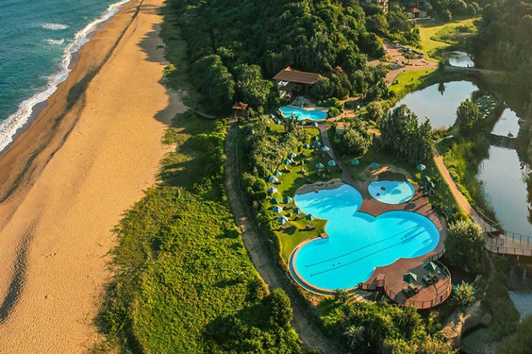 Valley of the pool Zimbali family activities
