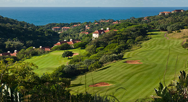 Playing Golf at Zimbali – Compleat Golfer course of the month
